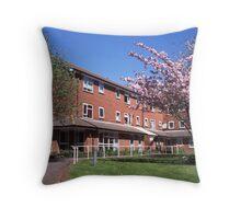 St. Andrews Court, Southborough, Kent. Throw Pillow