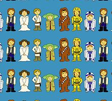 The Force Is Strong With These Kids by cozyreverie