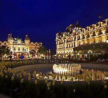 Monte Carlo By night by Gyuri Nagy