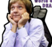 """""""Welcome""""- Mr. G Sticker"""