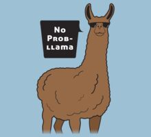 No Prob-llama by Howard Kay