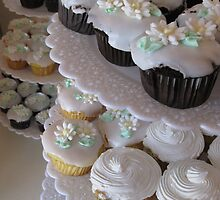 WEDDING CUPCAKES by Sharon A. Henson