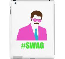 Swagga Ron Swanson iPad Case/Skin