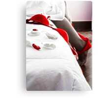 Sexy Red #2 Canvas Print