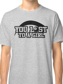 Women's pool T-shirt (black) Classic T-Shirt