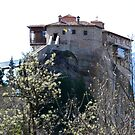 Greece, Kalabaka, Meteora by Greg61