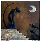 Cat's Hate the Dead : La Haine Du Chat Le Mort by Dirk Strangely