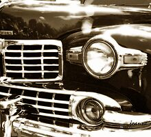 Classic Car 57 by Joanne Mariol