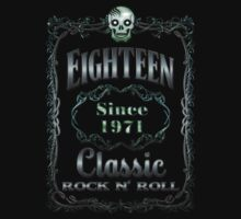 BOTTLE LABEL - EIGHTEEN by sleepingmurder