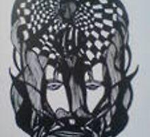 hidden faces by kodzo