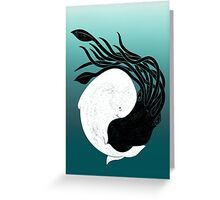 Sea Frenemies Greeting Card