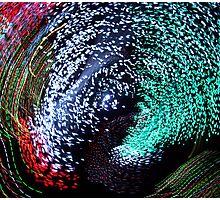 Swirled Photographic Print