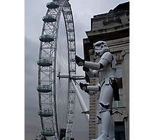 Stormtroopers in London Photographic Print