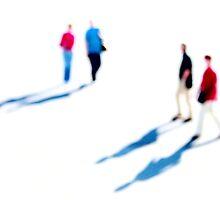 Walking in the Sun by Ulf Buschmann