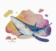 Blue Shark 3 One Piece - Long Sleeve