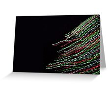 Tentacle Lights Greeting Card