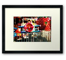 The New US AirPlane Fighter Framed Print