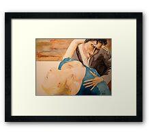 Tango Argentina Framed Print