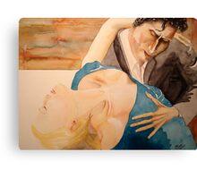 Tango Argentina Canvas Print