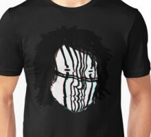 Look through these eyes and see. Unisex T-Shirt