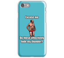 Tobias The Never nude iPhone Case/Skin