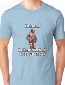 Tobias The Never nude Unisex T-Shirt