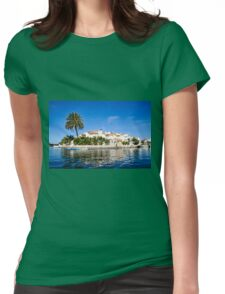 Empuriabrava, Costa Brava, Spain  Womens Fitted T-Shirt