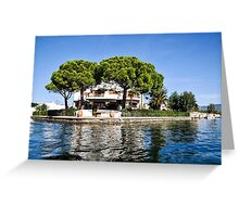 Empuriabrava, Costa Brava, Spain  Greeting Card