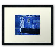 Monotype 8 Framed Print