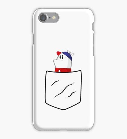 Homestar Runner Pocket iPhone Case/Skin