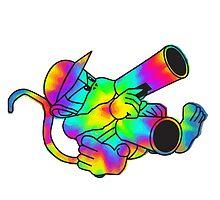 Tye-Dye-Diddy by TBYoder