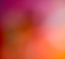Abstract brilliant colorful abstract in red by PhotoStock-Isra