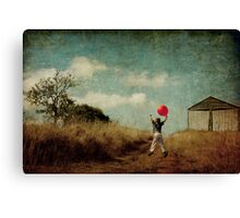 I Will Follow You Canvas Print