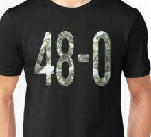 48-0 MONEY Unisex T-Shirt