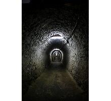 Salina Turda is a salt mine located in Durgau-Valea Sarata area of Turda, Romania  Photographic Print