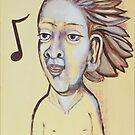Hearing by Rhinovangogh