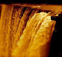 Kaieteur waterfall by Phil  Hatcher