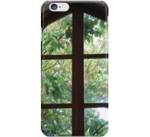 NATURE'S WINDOW iPhone Case/Skin