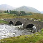 Sligachan Bridge by zahnartz