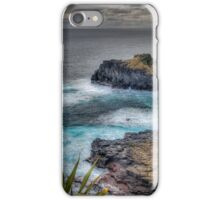 Getting Dark At Headstone Reserve iPhone Case/Skin