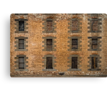 The Penitentiary Canvas Print