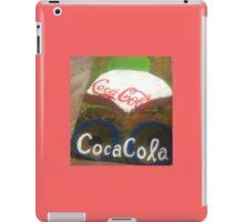 Coke  coca colA iPad Case/Skin