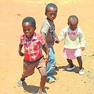 Children of Soweto by Carole-Anne