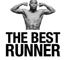 The Best Runner, Floyd Mayweather by silverbrush
