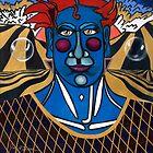 Mr. Energy! by Rhinovangogh