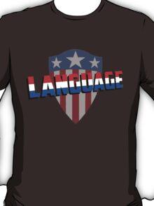 Language | Retro T-Shirt