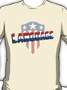 Language | Retro T-Shirt