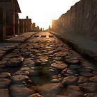 Road to Pompei by Angela King-Jones