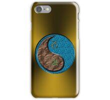 Capricorn & Goat Yin Water iPhone Case/Skin