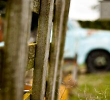 Old Truck by Designsbytami